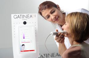 Gatineau, Skin Analyser - Paris, Dec 2011
