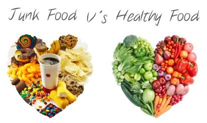 junkfoodvshealthyfood
